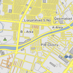 Gulbahar (Golimaar) - Liaquatabad Town