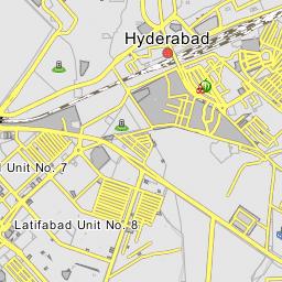Latifabad Unit No  10 - Hyderabad