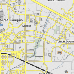 Intel Campus Map.Intel Ronler Acres Campus Hillsboro