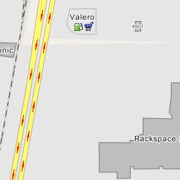 Rackspace Hosting - San Antonio, Texas