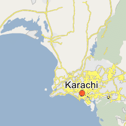 Karachi - Gadap Town