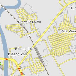 North Luzon Expressway NLEx Bocaue Toll Plaza Bocaue - Bocaue map