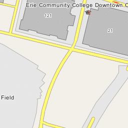 Ecc City Campus Building Buffalo New York