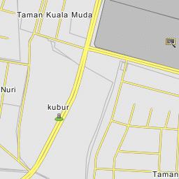 Pejabat Kesihatan Daerah Kuala Muda Sungai Petani Hospital