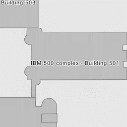Ibm Rtp Campus Map.Ibm 500 Complex Building 503 Durham North Carolina
