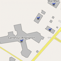 Carrefour Angrignon Greater Montreal Area Shopping Mall